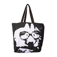 MUSIC FOR DREAMS SHOPPER BLACK/WHITE
